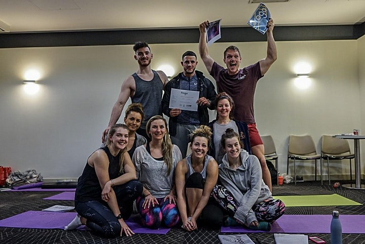4 Day ONLINE VIRTUAL Broga®Fitness Yoga Certification image