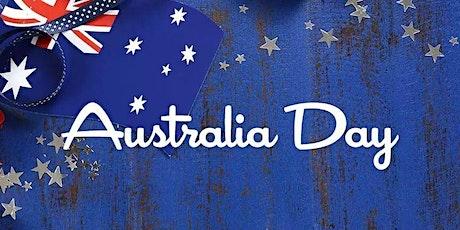Australia Day Event - Handmade Aussie Sweets tickets