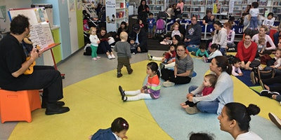 Wednesday Pram Jam – Success Library – Kids Event
