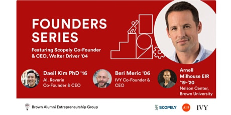 Founders Series: Featuring Scopely Co-Founder & CEO, Walter Driver billets