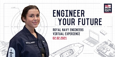 Royal Navy Engineers Virtual Experience tickets