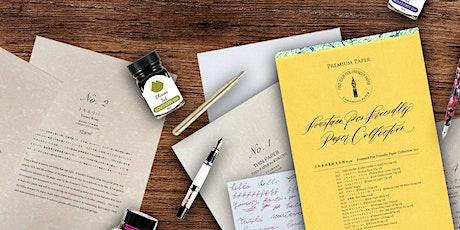 Paper Buffet 2021: Singapore Fountain Pen Lovers Mini Meet Up tickets