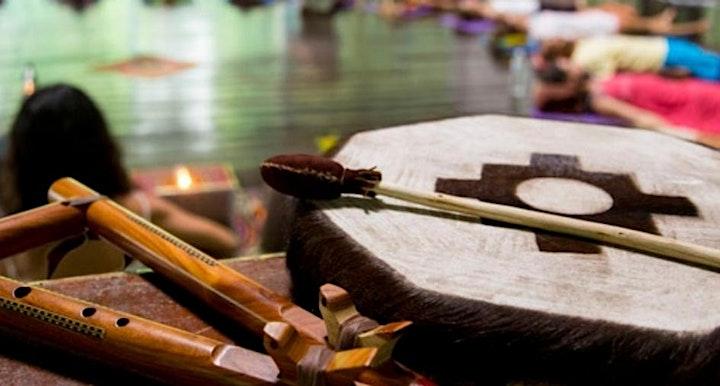 Shamanic Spirit medicine. Awaken to the Journey. image