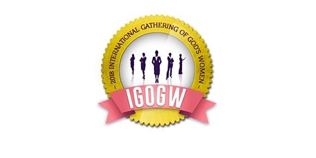 The International Gathering of God's Women 2022 tickets