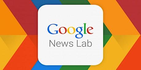 Google News Lab Training - Laboratorio pratico di digital information biglietti