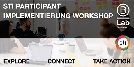 STI Participant - Implementierungs-Workshop DE tickets