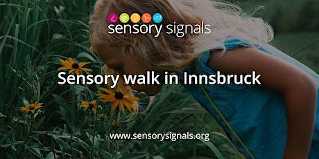 Sensory Walk (Early evening in Innsbruck) tickets