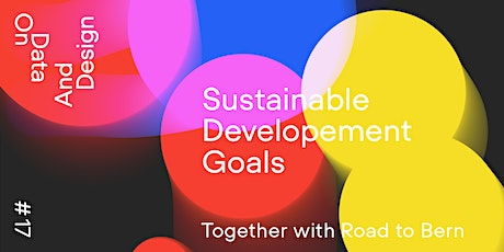 On Data And Design on February 17 – Stories around SDGs – online event Tickets