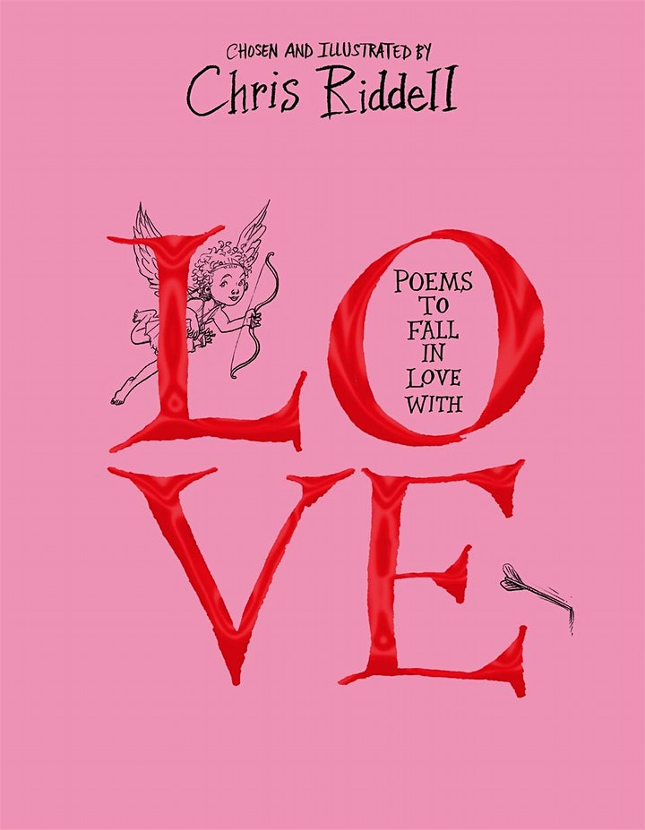 Chris Riddell - Poems to Fall in love With image