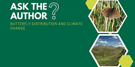 Ask the Author: Butterfly Distribution and Climate Change tickets