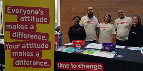 Time to Talk Day - The Benefits of Becoming a Time to Change Champion tickets
