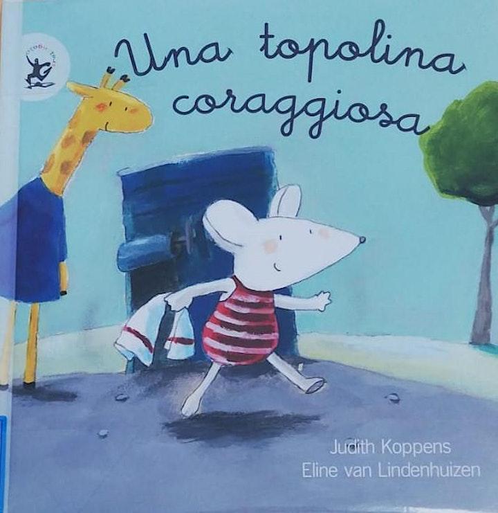 Immagine FIABE A MERENDA - UNA TOPOLINA CORAGGIOSA