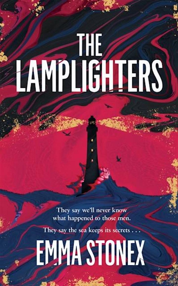 Emma Stonex - The Lamplighters image