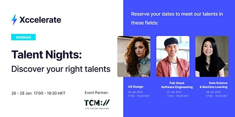 Talent Nights : Discover your Right Talents tickets