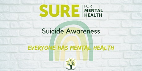SURE for Mental Health - Suicide Awareness tickets