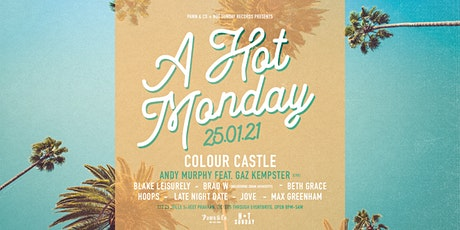 A Hot Monday tickets