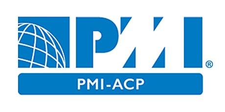 PMI® Agile Certified Practitioner (ACP) 3 Days Virtual - Hamilton City tickets