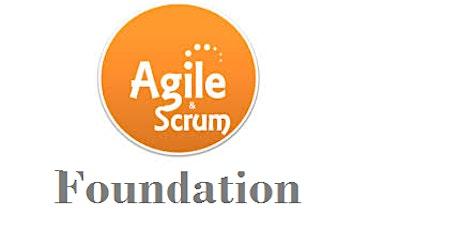 AgileScrum Foundation 2 Days Virtual Live Training in Windsor tickets
