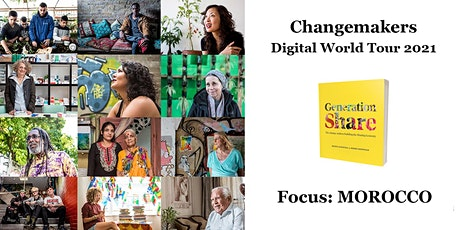 Generation Share World Changemakers Launch Tour: Focus on Morocco tickets