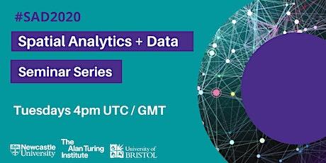 Digital Economy and Regional Inequalities in the UK | SAD2020 Series tickets