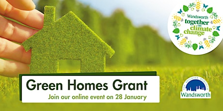 Wandsworth Council - Green Homes Grant Virtual Drop-In Event tickets