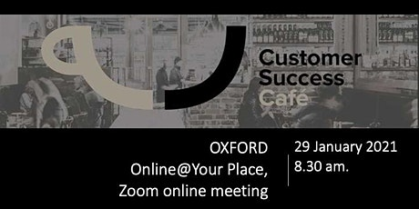 CSN Cafe Oxford tickets