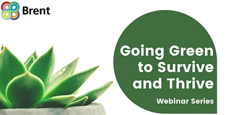 Going Green to Survive and Thrive: Professional and Financial Services tickets
