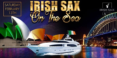 Irish Sax On The Sea - Saturday February 13th tickets