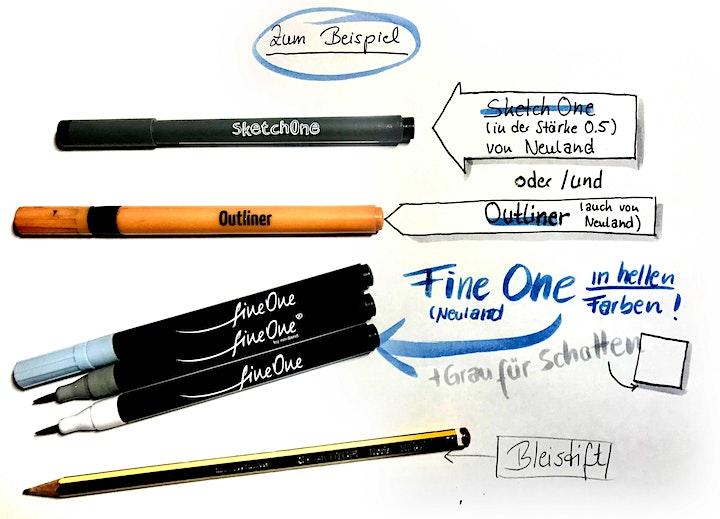 Zeichne Deine Vision | Juni: Bild