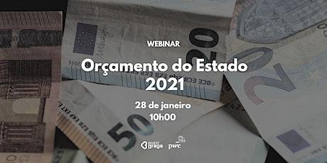 Orçamento do Estado 2021 bilhetes