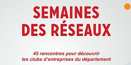 Semaine des réseaux CCI Ille et Vilaine- Présentation de Femmes de Bretagne billets