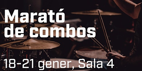 Marató de combos de Jazz i Música Moderna. Edu Tancredi - Combo Salsa entradas