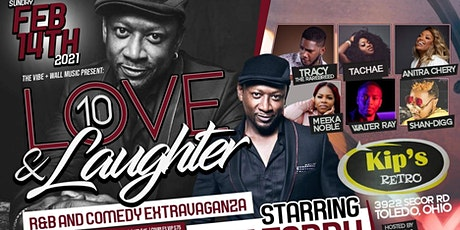 Love & Laughter 10 tickets