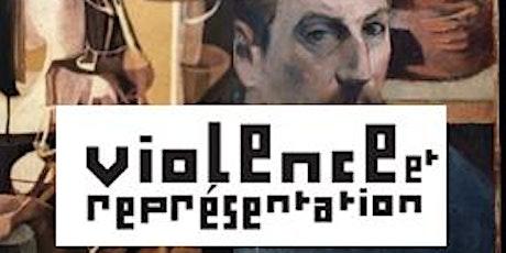 Cycle Violence et représentation billets