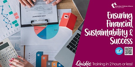 Ensuring Financial Sustainability & Success tickets