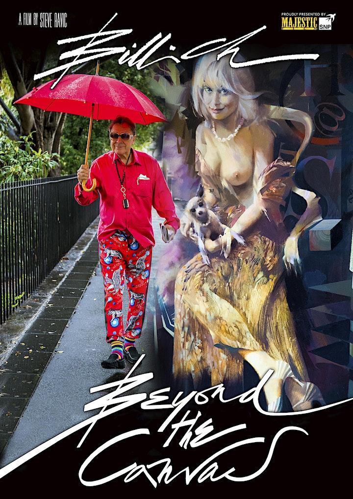 Billich: Beyond The Canvas (Australian red carpet premiere) image