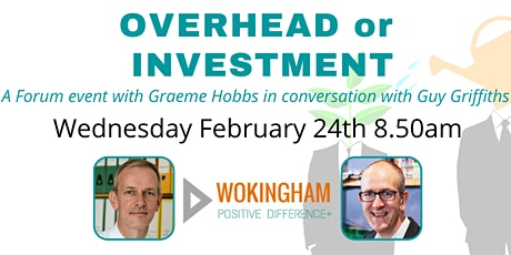 Overhead OR Investment - How To Get The Best From Your Accountant tickets