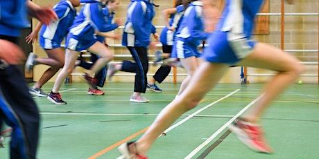 Pop up in lock up - 'Transformative PE Practice', Dr Shrehan Lynch tickets