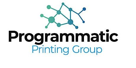 Programmatic Printing / Hyper-Personalisierung und Individualisierung Tickets