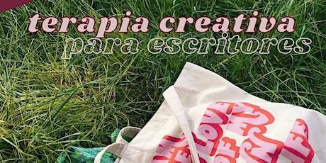 Terapia Creativa para escritores - FEBRERO tickets
