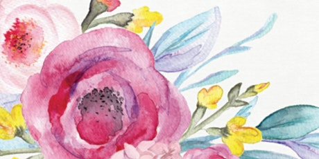 //INTRODUCTION TO WATERCOLOUR ILLUSTRATION ONLINE CLASS// tickets