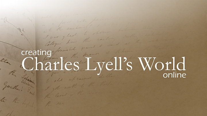 Introducing Charles Lyell's World Online image