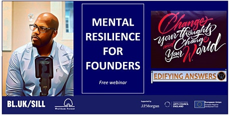 Mental Resilience for Founders tickets
