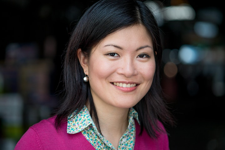 Writing Across Languages with Jennifer Wong image
