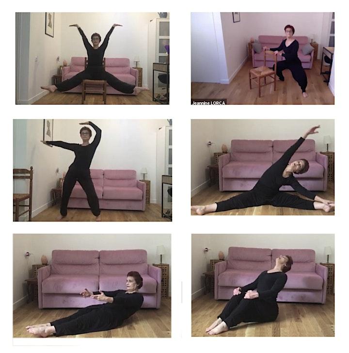 Image pour Danse-Gym Harmonique (Méthode Irène POPARD)