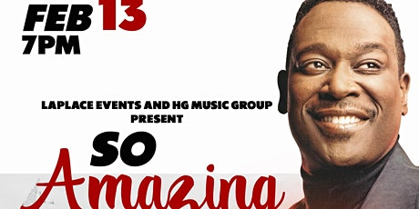 So Amazing Luther Vandross Tribute tickets