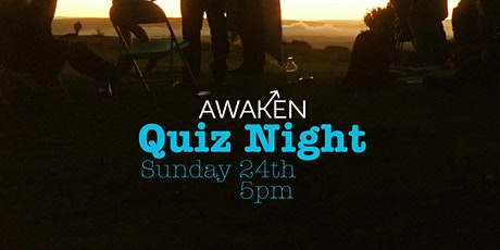 Young Adults Quiz Night tickets