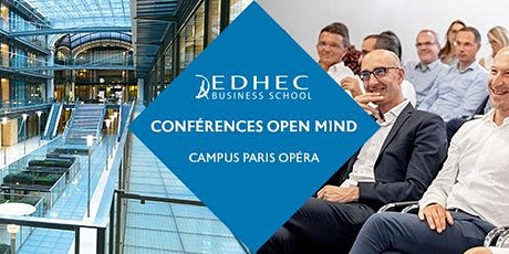 Conférence Open Mind - Transformation majeure d'une entreprise tickets