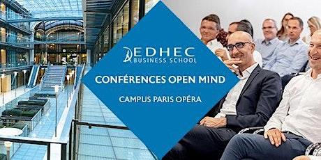 Conférence Open Mind - Transformation majeure d'une entreprise billets