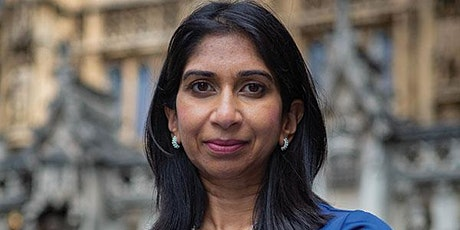 An evening with the Rt Hon Suella Braverman MP tickets